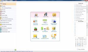 Phần mềm kế toán Sthink Accouting