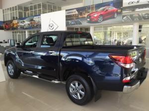 Bt-50 dòng xe pickup mới mạnh mẽ, thể thao và cứng cáp