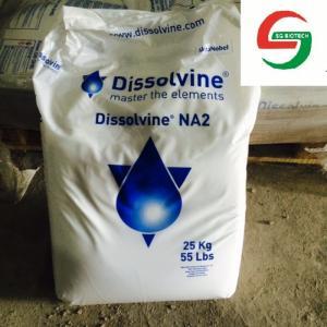Nguyên liệu Edta Ấn Độ, Dissolvine Na2 Hà Lan dùng trong thủy sản