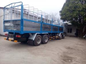 Hotline: 0982.450.336 - Xe tải thùng Chenglong (8x4) 17,9 tấn