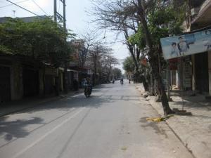 Bán đất mặt tiền Trần Huy Liệu- TP. Nam Định- Chính Chủ