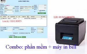 Phần mềm tính tiền giá rẻ, dễ sử dụng tại Sa Đéc - Cao Lãnh