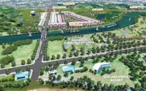 Đất nền tại khu đô thị Green City Điện Ngọc, Điện Bàn, Quảng Nam