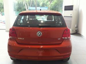 Vận hành mạnh mẽ, giảm xóc êm ái VW Polo Hatchback 1.6 nhập khẩu Đức ưu đãi 20tr, tặng bảo dưỡng, dán phim 3M