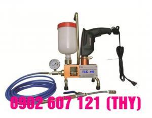 Cung cấp máy bơm keo pu epoxy TCK 600, máy bơm keo TCK 500 hàng nhập khẩu