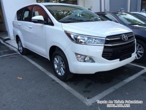 Toyota Innova 2016 số sàn HCM được phân phối tại Đại lý Toyota 100% vốn Nhật - Toyota An Thành Fukushima - Hotline tư vấn 0982 100 120