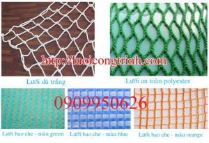 Cung cấp các mặt hàng lưới xây dựng, lưới đá bóng, lưới bao quanh sân golf,cỏ nhân tạo.