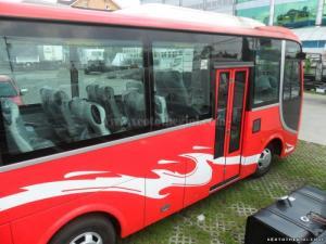 Thông tin bán xe khách Samco 5.2L 29 chỗ, hỗ trợ vay và trả góp