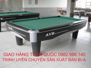 Bán bàn Bi A tại Thanh Hóa, bán phụ kiện Bi A tại Thanh Hóa