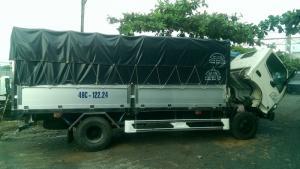 HINO DUTRO Xzu720L 4,4 tấn-thùng dài 5,2m