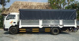 Veam VT490A nhập khẩu nguyên cục động cơ HUYNDAI- 4,99 tấn- thùng dài 5,1m