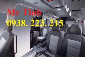 Xe 16 chỗ mini bus thaco hyundai hb350