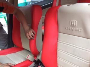 Bọc áo ghế Honda Civic