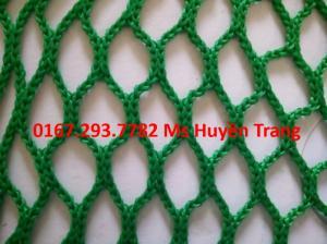 Lưới dù bao hàng, lưới cẩu hàng, lưới chống rơi, lưới bao hàng xe container