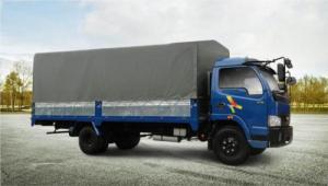 Xe tải Veam VT490A 4,99 tấn- thùng dài 5,1m- xe VEAM nhập 3 cục HUYNDAI, có sãn xe, giao nhận nhanh chóng.