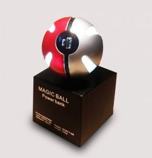 Pin sạc dự phòng pokemon go thiết kế pokeball
