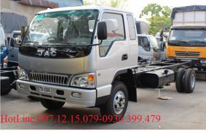 Xe tải JAC 6.4 - 7.25 tấn, khuyến mại lớn mùa...