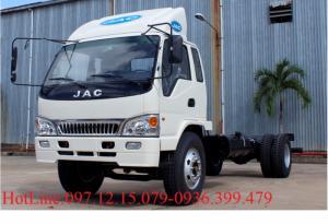 Xe tải JAC 8.45 - 9.1 tấn, khuyến mại lớn mùa...