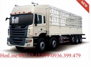 Xe tải JAC 5 chân, khuyến mại lớn mùa thu...