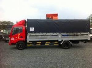 XE VEAM 1T9  thùng sieu dài 6,2m  vao TP