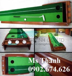 Thảm tập putting green golf mini
