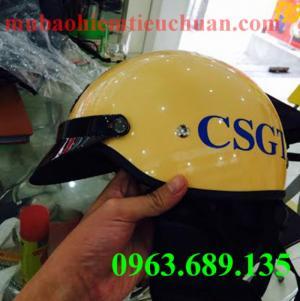 Mũ bảo hiểm quà tặng nhân viên, khách hàng