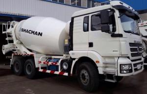 Xe bồn SHACMAN 10m3 chiếm ưu thế số 1 VN