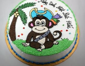Bánh sinh nhật cho người tuổi Thân