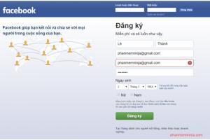 Phần mềm tự động tạo nhiều tài khoản Facebook – Ninja Account Creator