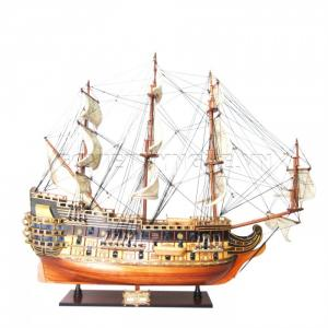 Mô Hình Thuyền Chiến Cổ Soleil Royal 65cm