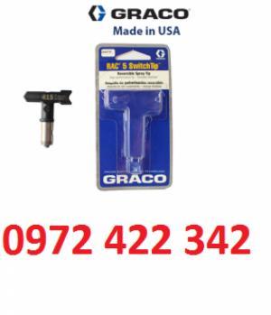 Máy phun sơn nước Graco 390PC giá rẻ, máy phun bột trét