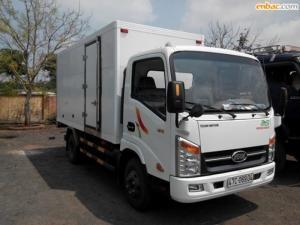 Veam vt200 1 tấn 9 tổng tải trọng dưới 5 tấn - cabin đầu vuông kiểu isuzu