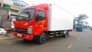 Veam vt260 1 tấn 9 động cơ hyundai thùng dài 6m2 - xe chạy vào thành phố