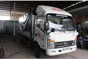 Veam VT350 3T5 có máy lạnh săn - kính chỉnh điện | xe tải Veam 3T5 mua bán trả góp qua ngân hàng