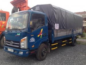 Veam vt340s 3 tấn 5 thùng dài 6m2 cabin đầu vuông isuzu