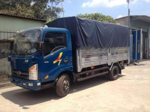 Xe tải veam vt200-2 2 tấn 1 . Cabin đầu vuông - máy lanh  - kính chỉnh điện