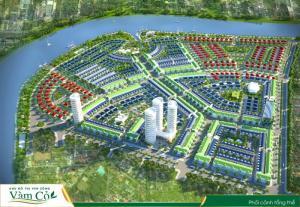 Đầu tư khu đô thị ven sông trung tâm tp, có sổ rồi, cơ sở hạ tầng 100% hoàn thiện