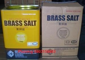 Bán đồng thau - muối đồng thau- Brass salt - giá tốt