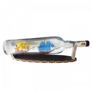 Mô hình 2 Thuyền trong chai thủy tinh N3