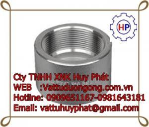 Nút bịt ( CAP) ren trong áp lực DN25 ( phi 34) #3000 A105