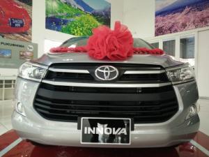 Toyota innova 2017 2.0E số sàn xe giao ngay