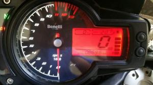 Bán benelli 600gs đăg kí 2014 / tháng 11