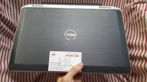 Dell Latitude E6320 - i7 2620M,4G,250G,13,3inch,Webcam,DVDRW, hàng nhập USA siêu bền