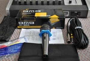 Mic BMB lại về phục vụ anh em audio
