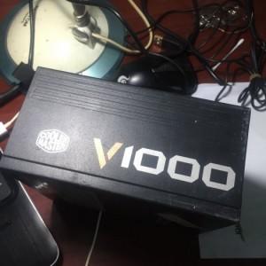 Bộ nguồn coolermaster v1000w giá 3,5tr