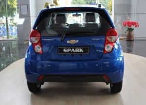 Chevrolet Spark Của Chất Lượng Và Tiện Ghi.