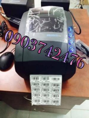 Cung cấp máy in tem mã vạch cho shop thời trang