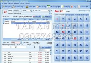 Phần mềm bán hàng cho Nhà hàng, Cafe, Karaoke