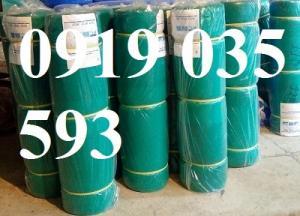 Phân phối các loại Lưới toàn quốc, lưới bao che chống bụi công trình, lưới dù 12cm, 5cm