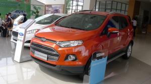 Ford Ecosport Titanium 2016 giá cực số, khuyễn mãi tối đa